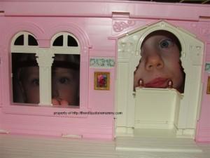 dollhouse peekaboo