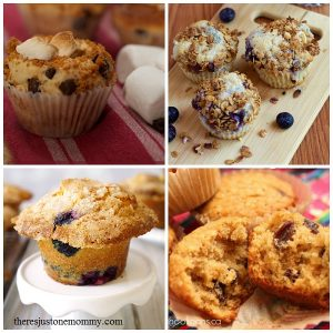 yummy muffin recipes moms and kids will love