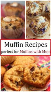 yummy muffin recipes perfect for sharing with mom friends