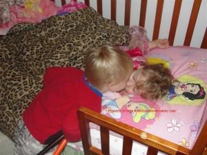Waking Sleeping Beauty