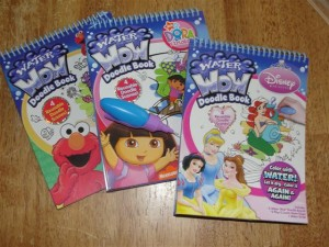 water wow doodle book