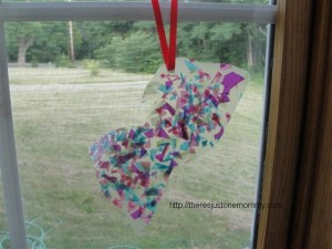 Simple Sun-Catcher Craft