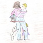 cartoon mommy