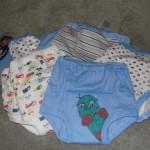 Gerber cloth training pants