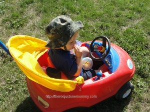 preschooler scavenger hunt ideas