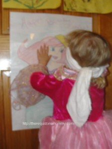 pin the tale on the donkey