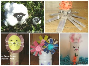 kids cardboard tube crafts