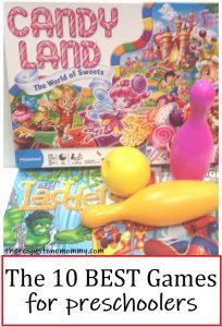 games for preschoolers