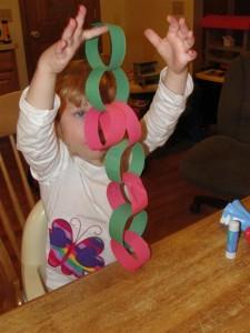 toddler Christmas craft