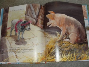 toddler Christmas book
