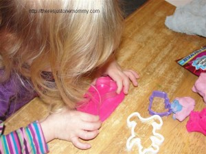 uses for old play-doh