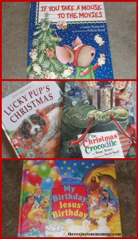 Christmas books -- some of our favorite kids Christmas books