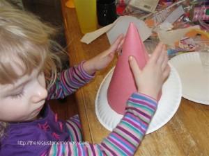 preschool New Year's craft