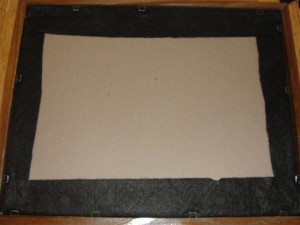 how to make a felt board
