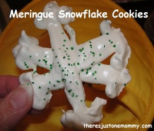 simple meringue cookie recipe