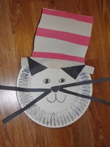 Dr. Seuss craft