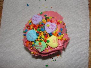 what to do with conversation hearts