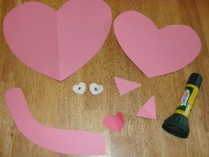 toddler heart craft