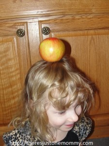 10 apples activity