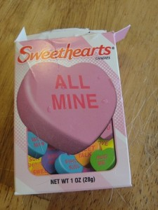 use for conversation hearts