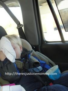 Little guy, getting sleepy