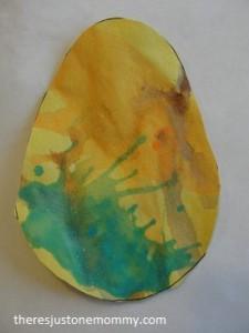 preschooler Easter craft