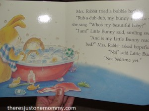 toddler bunny books