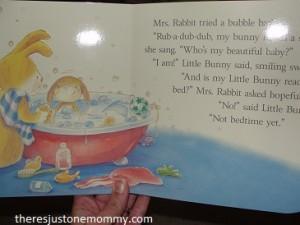 toddler bunny books