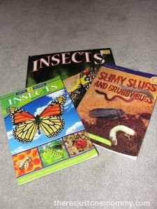 bug identifying books