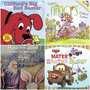 fun Easter books for kids