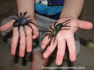 preschooler bug activity