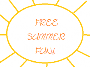 Free Summer Fun with the Kids