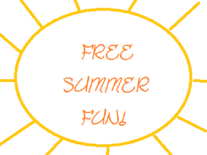 free summer fun for kids
