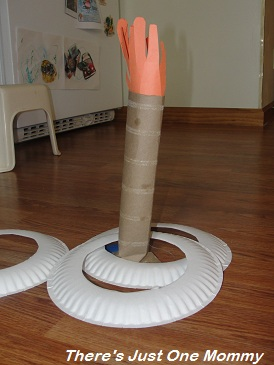 preschooler olympics activity