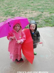 rainy day fun