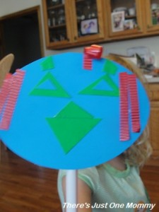 puppet shape craft