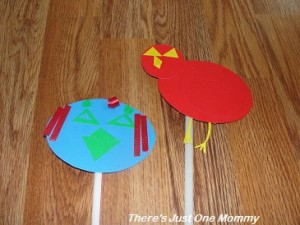 preschooler puppet craft