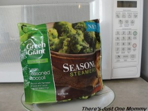 Green Giant Seasoned Steamers #Giveaway