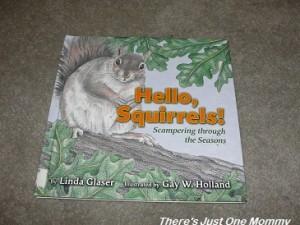 kids squirrel activity