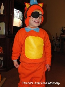 Octonauts costume