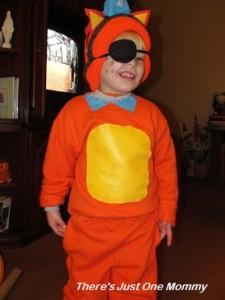 Octonauts costume