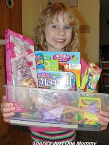 teaching kids about giving