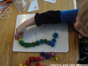 letter B learning activites