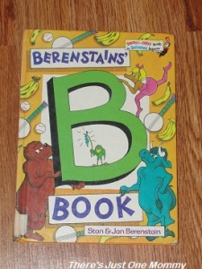 activities for Berenstains books