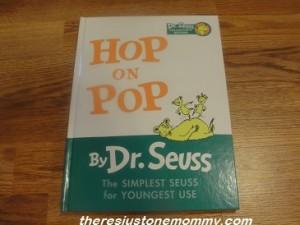 activities for hop on pop