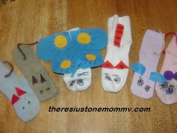 preschooler puppet craft