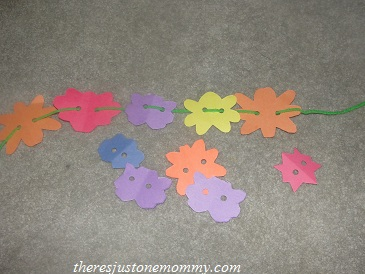 craft activity for Bear Wants More