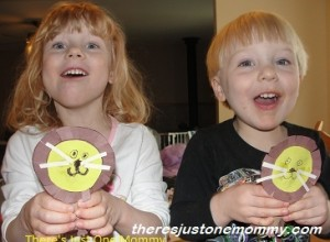 preschooler cardboard tube craft