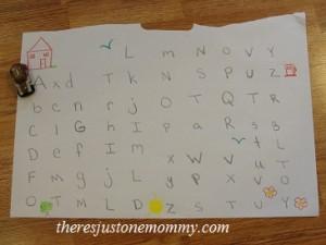preschooler train activities