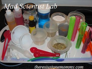 preschool science fun